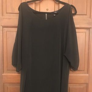 Small Short Express Black Dress